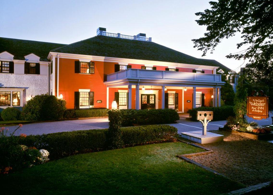 The Dan'l Webster Inn & Spa - Entering Cape Cod