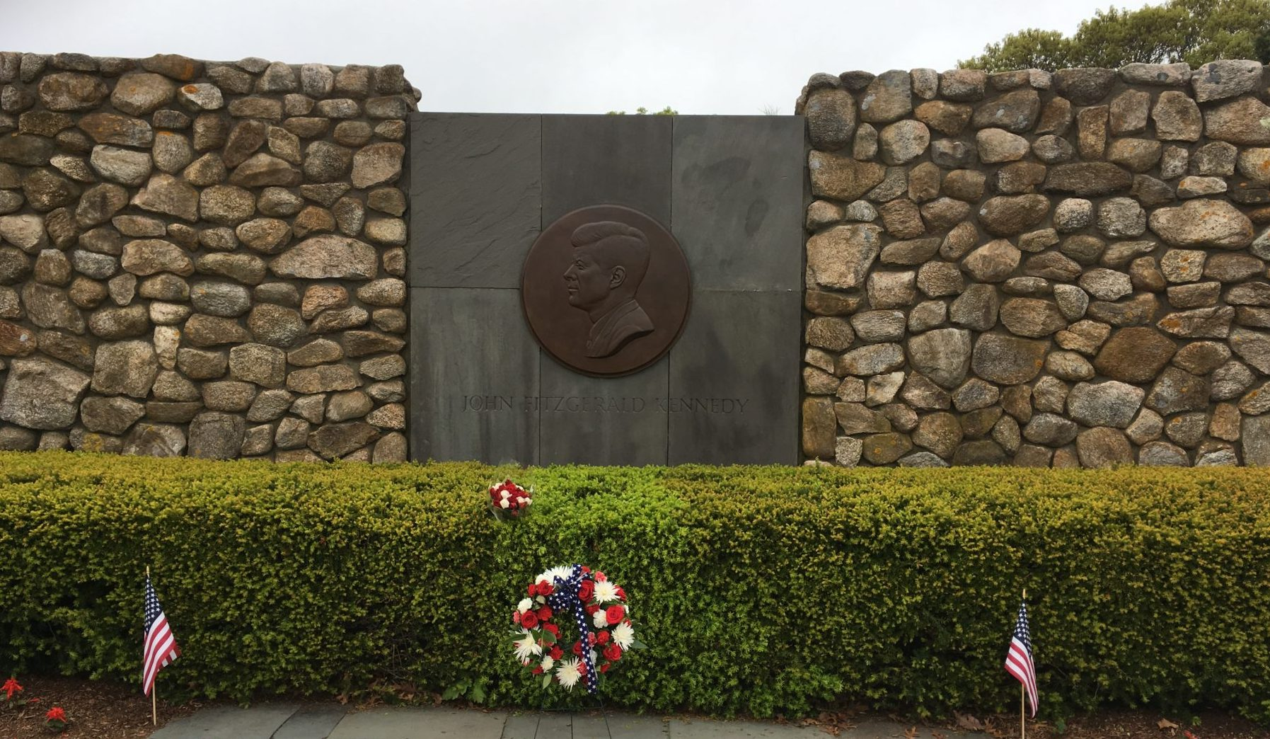 JFK Memorial in Hyannis MA Cape Cod