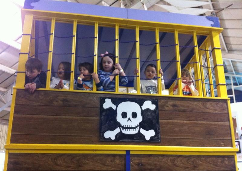 Family Pirate Day in Hyannis