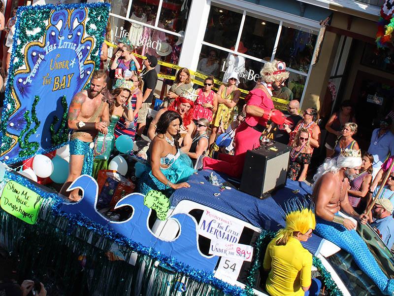 Provincetown Carnival Week – A celebration of LGBTQ life