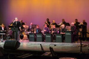 Conservatory Jazz Big Band in Concert